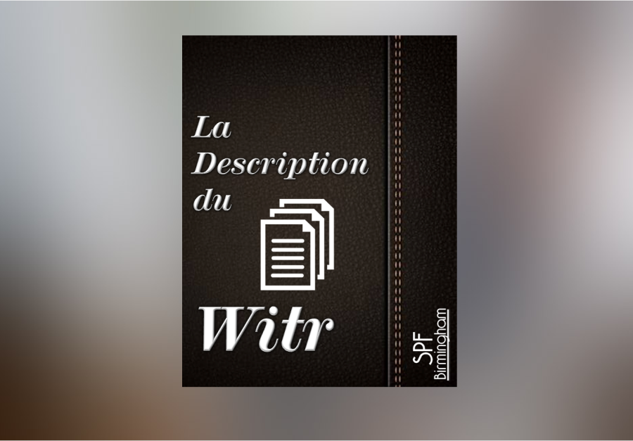 La Description du Witr
